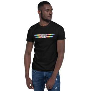Kandi Kid - Short-Sleeve Unisex T-Shirt | Gildan - Black