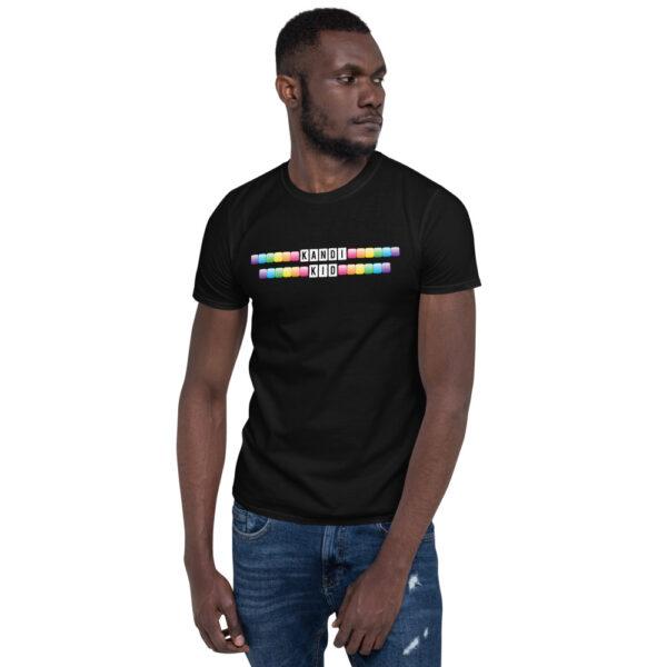 Kandi Kid - Short-Sleeve Unisex T-Shirt | Gildan - Black